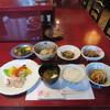 北の - 料理写真:日替り昼御膳
