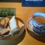 ブックカフェ ゴドー - 焼き菓子&ちゃい