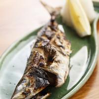 魚料理にこだわるお店の【焼魚】