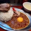 立川マシマシ - 料理写真:マシライス・マシ(750円)+豚マシ(150円)