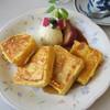 カフェ・ド・ティー・エリー - 料理写真:フレンチトースト