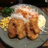 豚珍館 - 料理写真:イカカニセット 630円