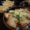 福徳 - 料理写真:炙りチャーシュー飯なるもの美味し(`・ω・´)ノ