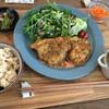 カタツムリ - 料理写真:ハーブピカタランチプレート。