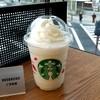 スターバックス・コーヒー - ドリンク写真:バニラクリームフラペチーノ