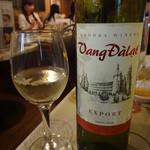 サイゴン・レストラン - ダラットワイン ホワイト