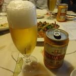 サイゴン・レストラン - ハノイビール