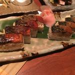 寧々家 - 〆は焼き鯖寿司でした( ^^)