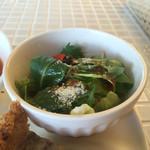 サンカフェ - 料理写真:グリーンサラダ