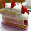 ジョトォ - 料理写真:苺のミルクタルト