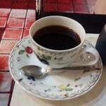 メイプル - ドリンク写真:食後のコーヒー
