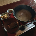 50430707 - 朝食 茶粥セット