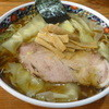 春木屋 - 料理写真:わんたん麺(大盛)