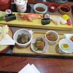 川喜 - 2016.4.29 寿司天ぷら