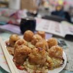 おやきの富士屋 - 料理写真:タコやき10個