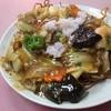 昭和軒 - 料理写真:五目揚げやきそばは海老とカニ缶が含まれております