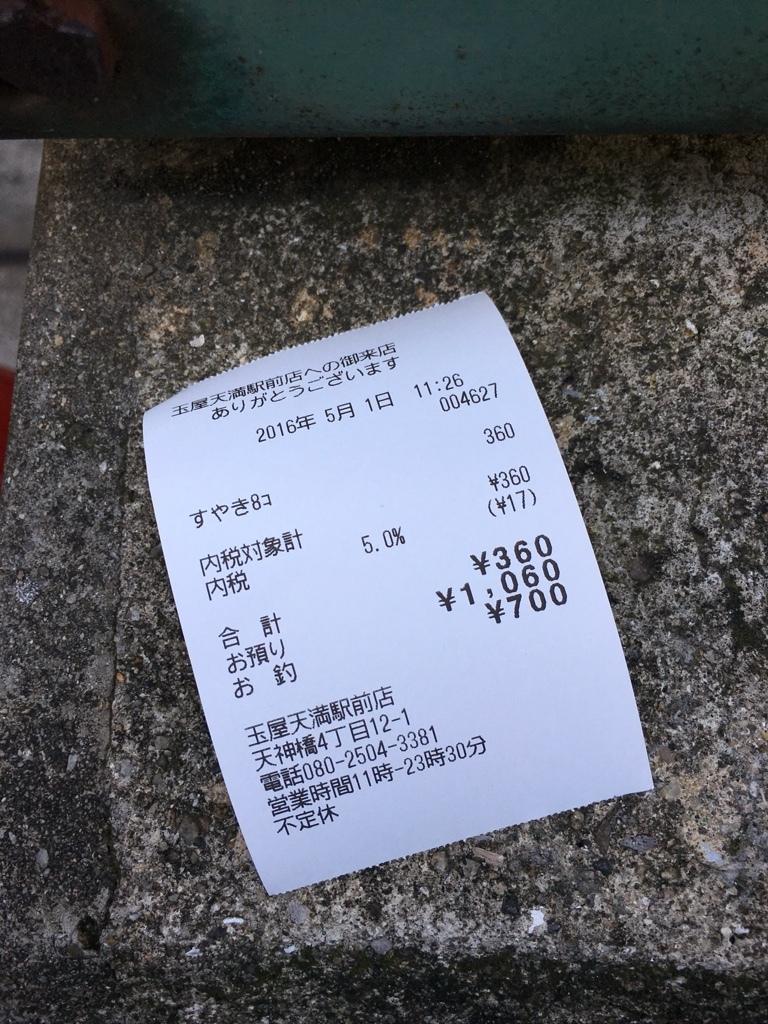 玉屋 天満駅前店