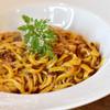 ルイジアナママ - 料理写真:フェットチーネの牛肉のラグー(生麺)