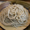 柚子の木 - 料理写真:小天丼セットの蕎麦(並盛)