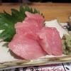 地魚屋台とっつぁん - 料理写真:近大マグロ 中トロ刺