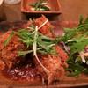 洋風居酒屋小さな厨房 - 料理写真:カニクリームコロッケ定食