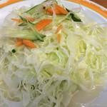 牛八 - 野菜サラダ ヽ(゚◇゚ )ノ