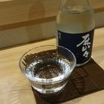 鮨 歴々 - 純米酒1合瓶