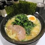 横浜らーめん 源泉 -