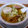 ラーメン太七 - 料理写真:ラーメン(600円)
