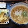 讃岐うどん十四明 - 料理写真:天ぷらきしめん¥850