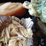 きこり - タケノコ、煮物
