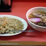 上海軒 - 料理写真:焼きめしセット(小)