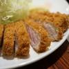 Tonkatsuyamaichi - 料理写真:上ロース
