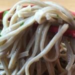 八雲  - 普通の割子蕎麦も・・・美味っ♬