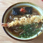 八雲  - 天ぷら蕎麦