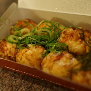 たこ焼き 十八番 - 料理写真: