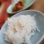 クルア サモーン - タイ米