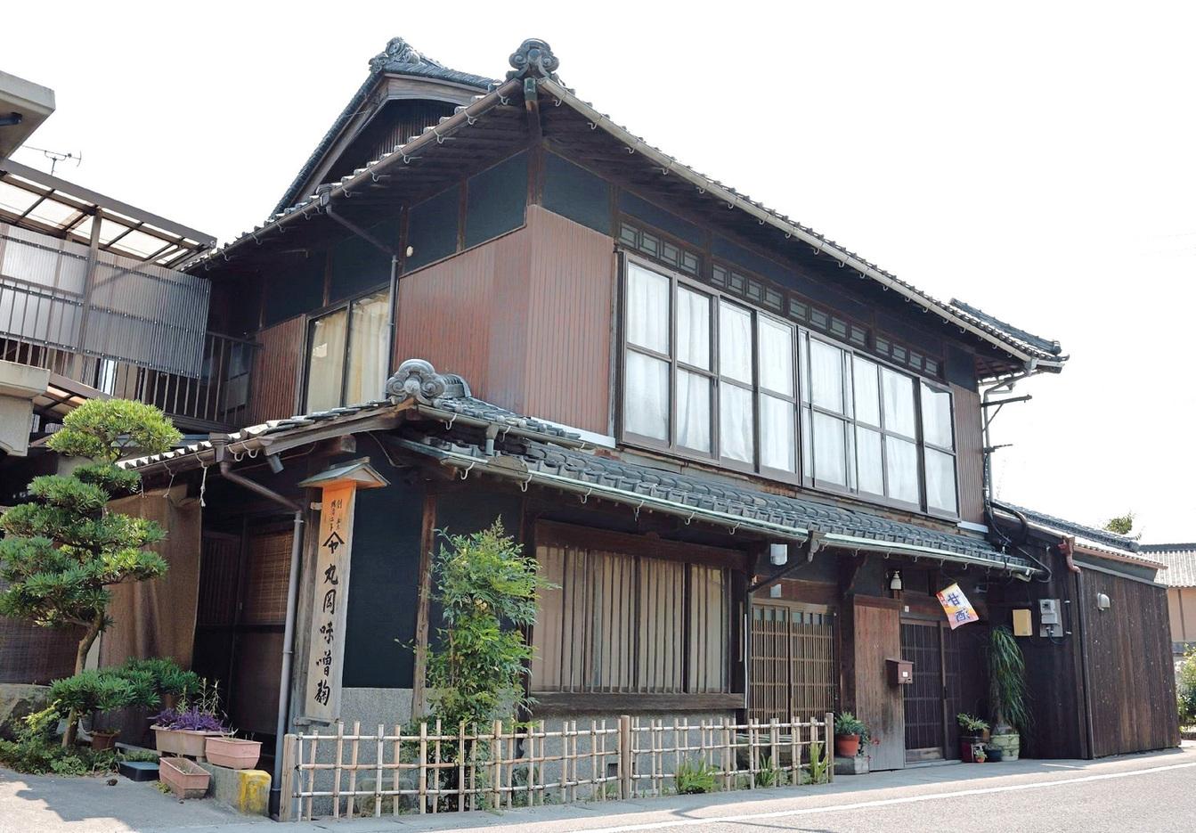 丸岡味噌麹製造所