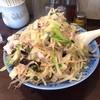 長崎菜館 - 料理写真:ちゃんぽん‼️ 並ですが野菜の盛りは二郎なみ(^^