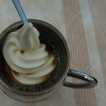 カフェキッチン・ボノ - ドリンク写真:コーヒーフロート
