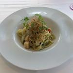 50476194 - 季節野菜の菜園風 タリオリーニ