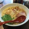 麺屋 翔 - 料理写真:味たま塩らーめん大盛