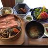 おだやか - 料理写真:鮭きのこ