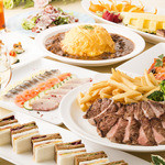 レストラン アンソレイユ - 個室deファミリープラン ※前日までのご予約制