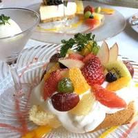 ◆一番人気♪オープンスタイルの季節のフルーツショートケーキ◆