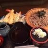 そじ坊 - 料理写真:エビ天ざる蕎麦大盛り  1,650円