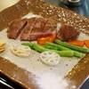 ステーキハウスはまだ - 料理写真:ハンバーグランチ  4,800円のヒレ