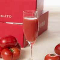 フルーツトマトの生搾りジュース