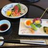 胡蝶 - 料理写真:かご弁当 前菜 造里