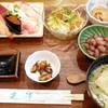 光洋 - 料理写真:【ランチ】にぎり御膳¥1500。シャリはロボット使用のようです。